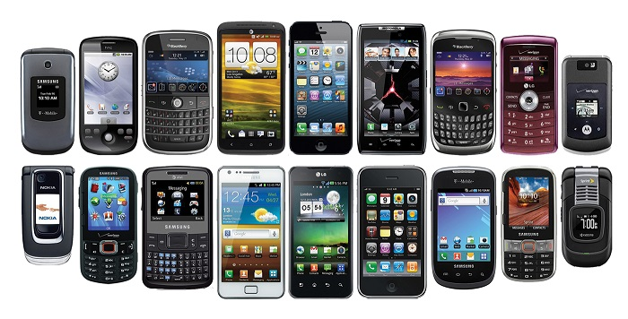 Smartphones-CellPhones