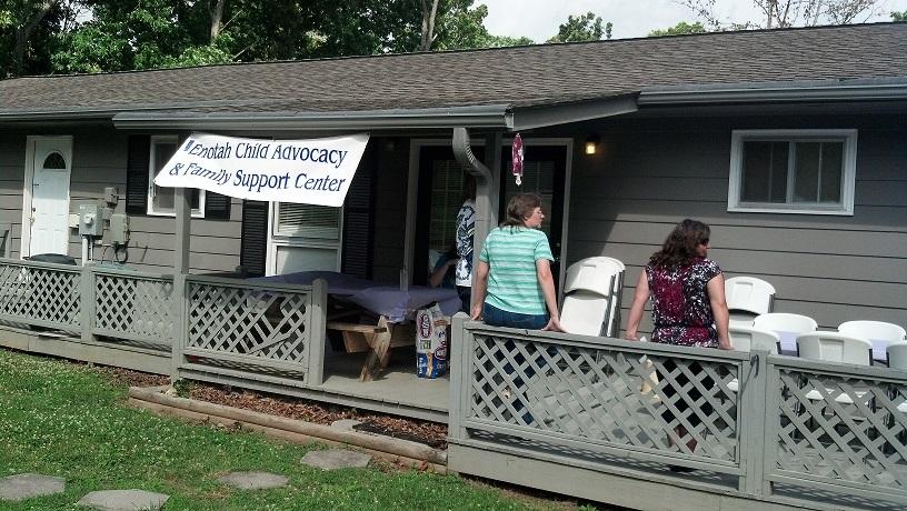 Enotah Child Advocacy & Visitation Center